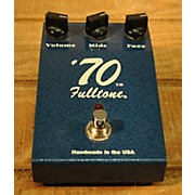 Fulltone '70 FUZZ Effect Pedal