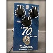 Fulltone 70-bC Fuzz Effect Pedal