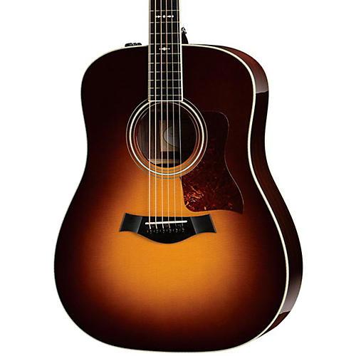 Taylor 700 Series 2014 710e Acoustic-Electric Guitar-thumbnail