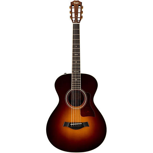 Taylor 700 Series 2014 712e 12-Fret Grand Concert Acoustic Electric Guitar-thumbnail