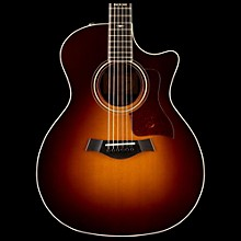 Taylor 700 Series 2014 714ce Grand Auditorium Acoustic-Electric Guitar Vintage Sunburst