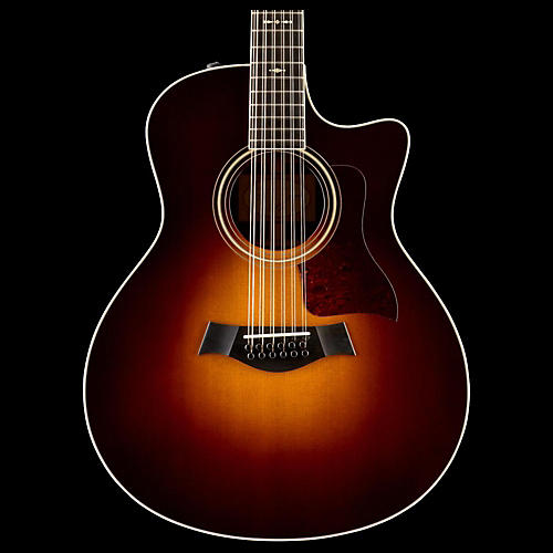 Taylor 700 Series 2014 756ce Grand Symphony 12-String Acoustic-Electric Guitar-thumbnail