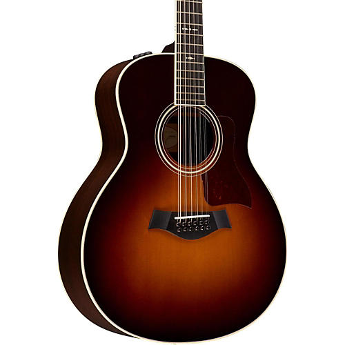 Taylor 700 Series 2014 756e Grand Symphony 12-String Acoustic-Electric Guitar