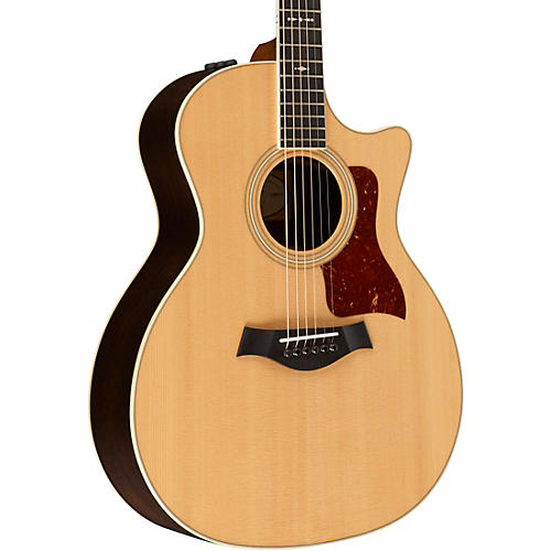 Taylor 700 Series 2014 Limited Edition 714ce Brazilian Rosewood Grand Auditorium Acoustic-Electric Guitar Natural