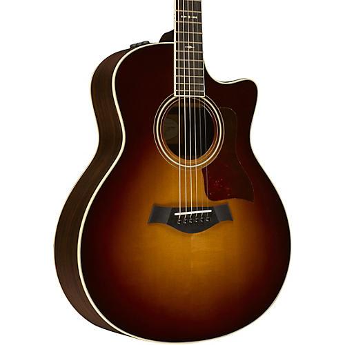 Taylor 700 Series 2015 716ce Grand Symphony Acoustic-Electric Guitar Vintage Sunburst-thumbnail