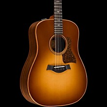 Taylor 700 Series 710e Dreadnought Acoustic-Electric Guitar Western Sunburst