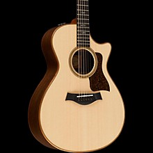 Taylor 700 Series 712ce Grand Concert Acoustic-Electric Guitar Natural