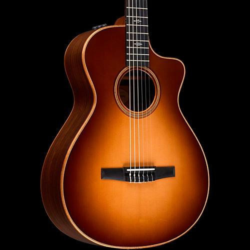 taylor 700 series 712ce n grand concert acoustic electric nylon string guitar guitar center. Black Bedroom Furniture Sets. Home Design Ideas