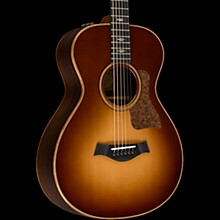 Taylor 700 Series 712e 12-Fret Grand Concert Acoustic-Electric Guitar Western Sunburst