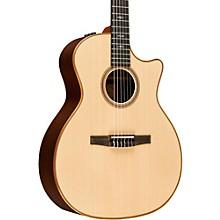 700 Series 714ce-N Grand Auditorium Nylon String Acoustic-Electric Guitar Natural