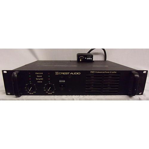 Crest Audio 7001 Power Amp-thumbnail