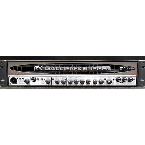 Gallien-Krueger 700RB-II 480/50W Bass Amp Head-thumbnail