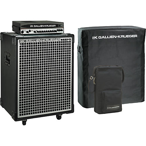 Gallien-Krueger 700RB-II Head/Neo 212 Cabinet Pack with Covers