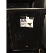 RCF 705AS II Powered Subwoofer