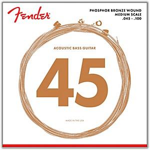 Fender 7060 Phospor Bronze Acoustic Bass Strings