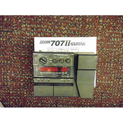 Zoom 707II Guitar Effect Processor-thumbnail