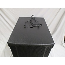 RCF 708 Powered Subwoofer