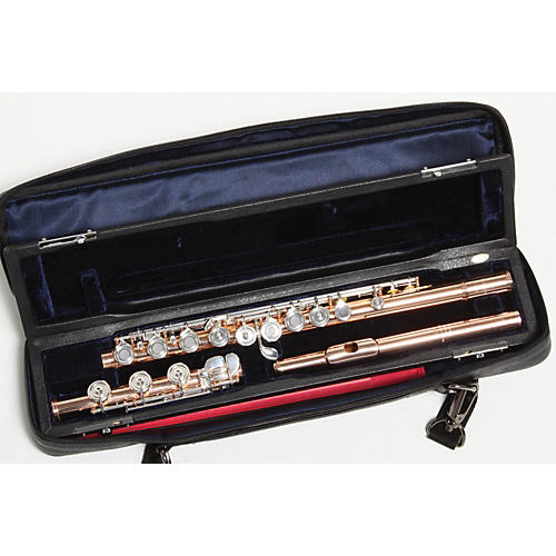 Powell-Sonare 708 Series Professional Gold Flute B-Foot, Open Hole, Offset G 886830088605