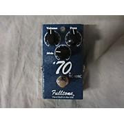 Fulltone 70'S Fuzz BC108 Effect Pedal
