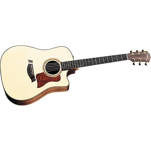 Taylor 710CE-L9 Short Scale Dreadnought Cutaway Acoustic-Electric Guitar