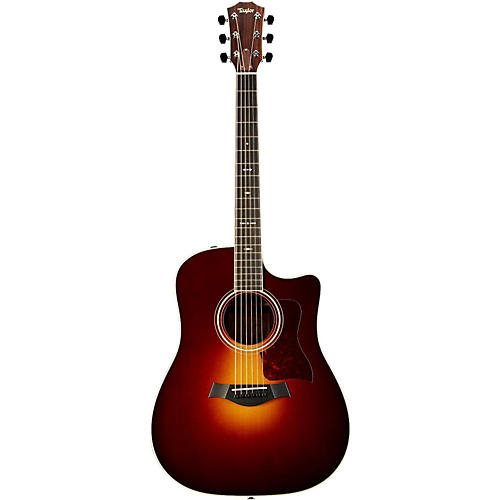 Taylor 710ce Rosewood/Spruce Dreadnought Acoustic-Electric Guitar Sunburst
