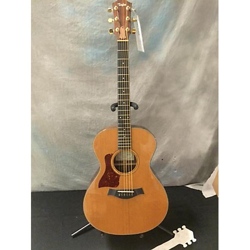 Taylor 712 Left Handed Acoustic Guitar-thumbnail