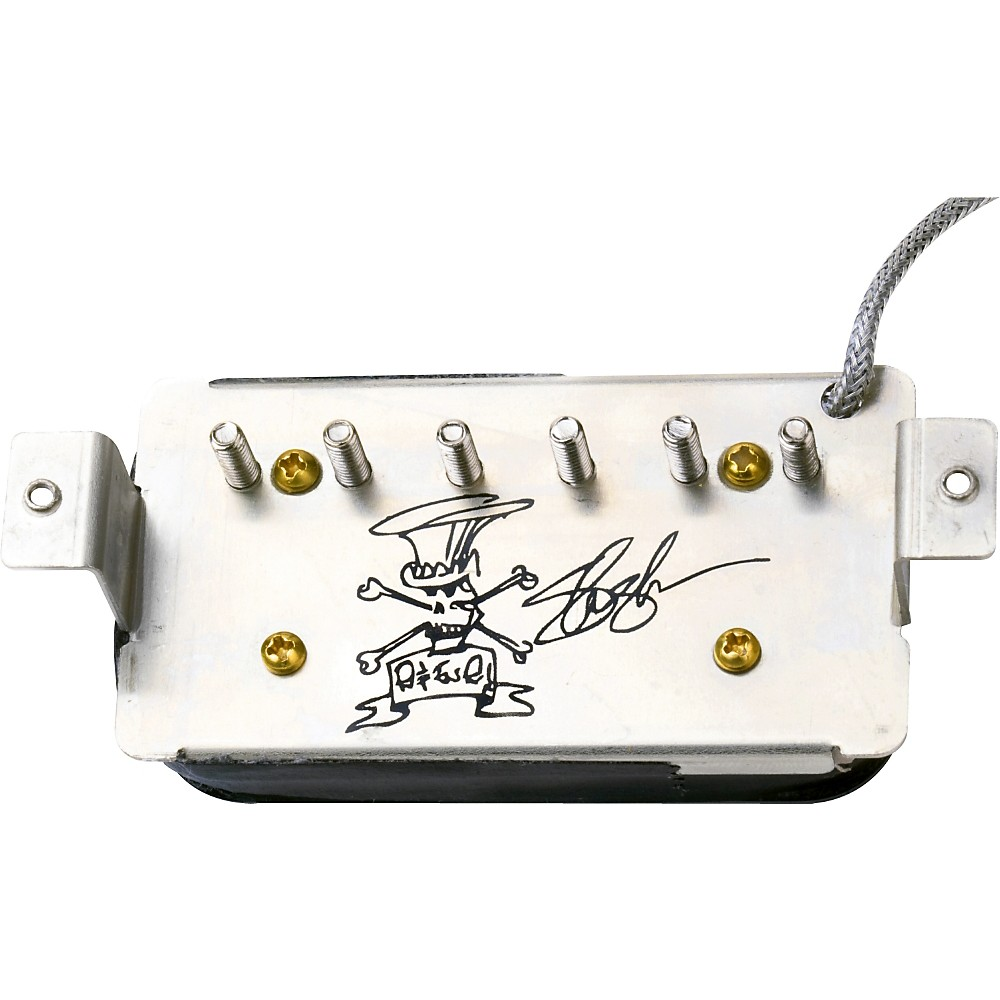 Seymour Duncan Aph-2B Alnico Ii Pro Slash Bridge Humbucker Electric Guitar Bridge Pickup Zebra