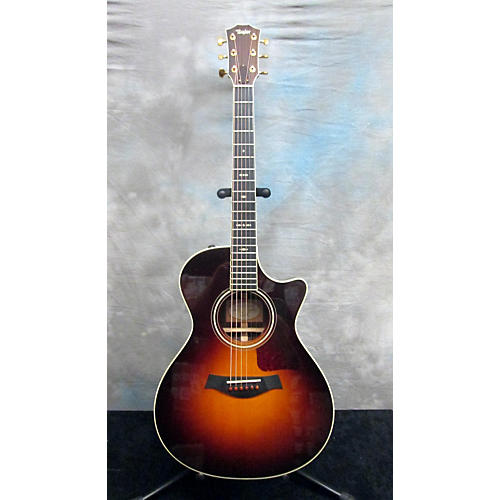 Taylor 712CE Acoustic Electric Guitar-thumbnail
