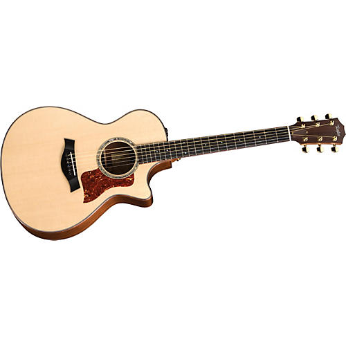 Taylor 712CE Limited Edition Madagascar Rosewood Grand Concert Cutaway Acoustic-Electric Guitar