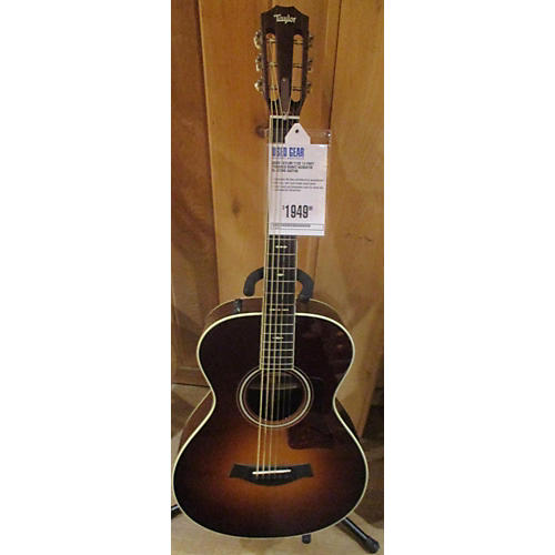 used taylor 712e 12 fret acoustic electric guitar guitar center. Black Bedroom Furniture Sets. Home Design Ideas