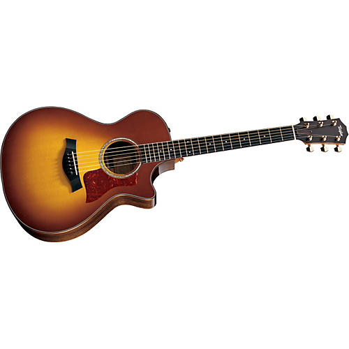 Taylor 712ce Rosewood/Spruce Grand Concert Acoustic-Electric Guitar-thumbnail