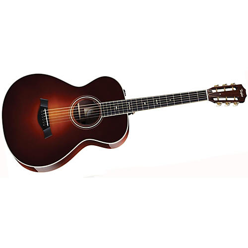 Taylor 712e 12-Fret Acoustic-Electric Guitar Sunburst