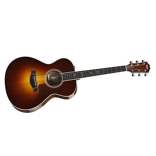Taylor 712e Rosewood/Spruce Grand Concert Acoustic-Electric Guitar Vintage Sunburst