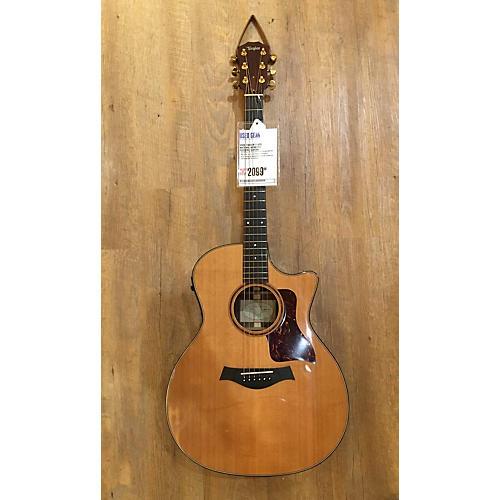 Taylor 714CE Acoustic Electric Guitar-thumbnail