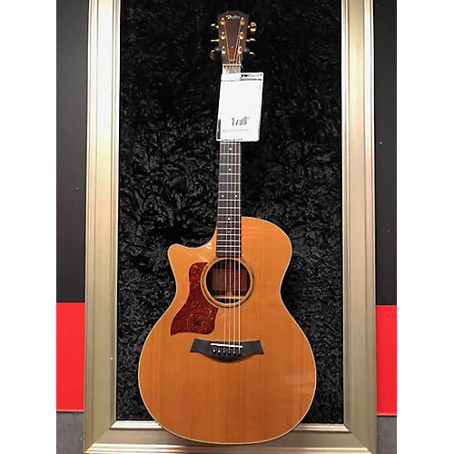 Taylor 714CE Left Handed Acoustic Electric Guitar