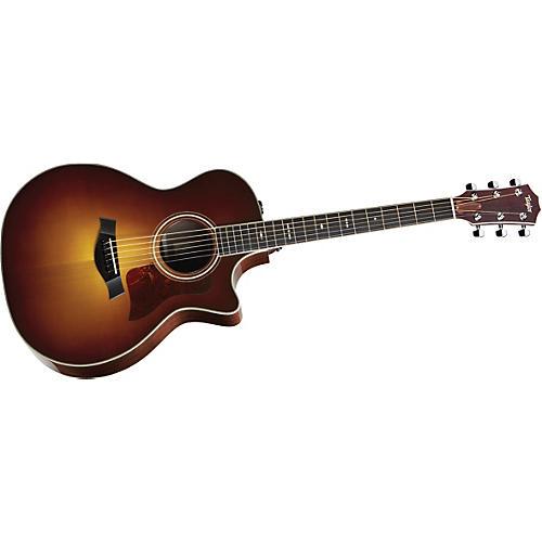 Taylor 714ce Rosewood/Spruce Grand Auditorium Acoustic-Electric Guitar Vintage Sunburst