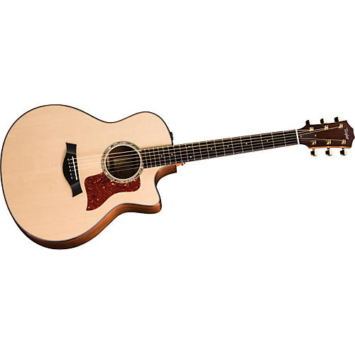 Taylor 716CE Limited Edition Madagascar Rosewood Grand Symphony Cutaway Acoustic-Electric Guitar