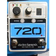 Electro-Harmonix 720 STERO LOOPER Pedal
