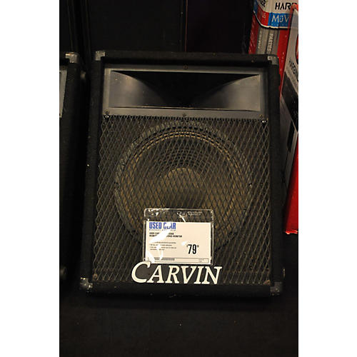 Carvin 722 WEDGE MONITOR Unpowered Monitor-thumbnail