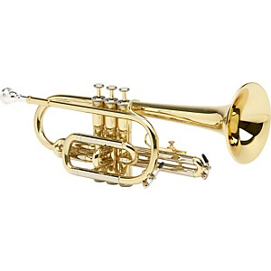 Kanstul 730 Series Bb Cornet by Kanstul