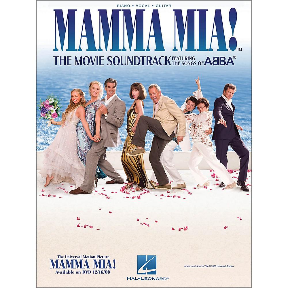 Mamma Mia The Movie Soundtrack [Book] 1275425409658