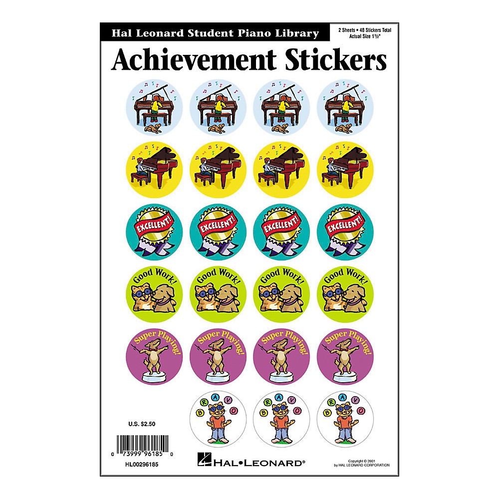 Achievement Stickers Package 1275425409665