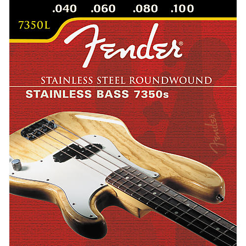 Fender 7350L Stainless Steel RW LS Bass Strings