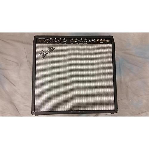 Fender 75 Black Tube Guitar Combo Amp Black