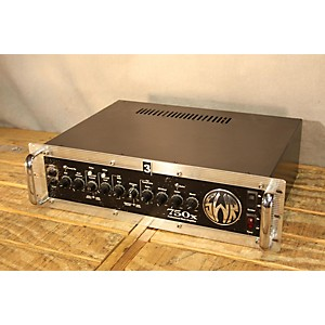 Pre-owned SWR 750X Bass Amp Head