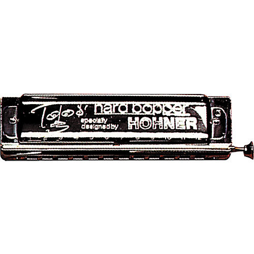 Hohner #7539 Hard Bopper Chromatic Harmonica C