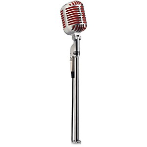 Shure 75th Anniversary Limited Edition Iconic Unidyne 55 Vocal Microphone by Shure