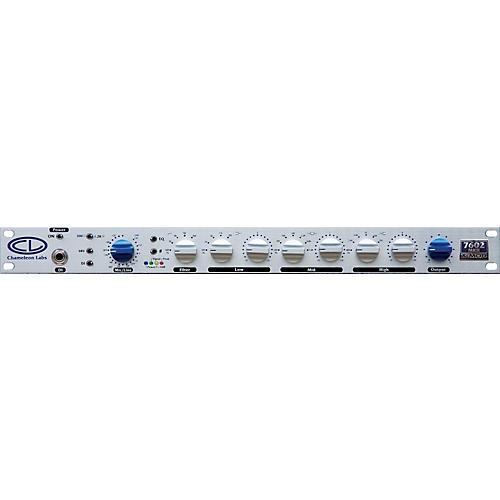 Chameleon Labs 7602 MKII MIC Pre / EQ Mic and Transformer Upgrade-thumbnail