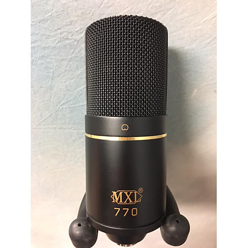 MXL 770 Condenser Microphone-thumbnail