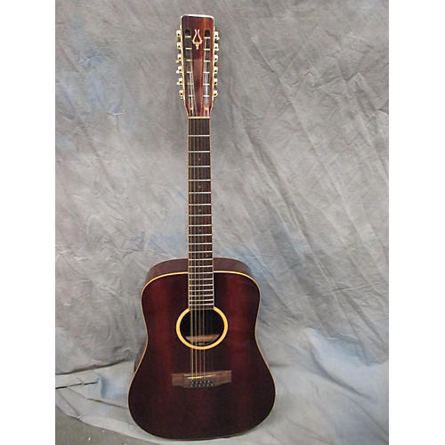 In Store Used 78 Heritage 12 String 12 String Acoustic Electric Guitar